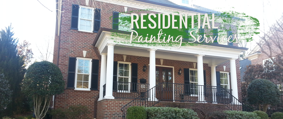 residential painting, raleigh, cary, nc